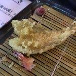天ぷら家 てんてん - てんてん定食 バゼ