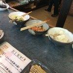 天ぷら家 てんてん - 漬物、キムチ、大根おろし