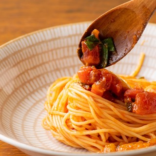 シンプルな味付けの伝統イタリアン。