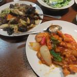 麒麟坊 - 一品料理の数々