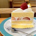 サンレモン - 苺のショートケーキ