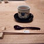 10963924 - 2011年12月ジュレののった茶碗蒸し(蟹入り)