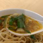 109630142 - 辛味と旨味あるスープ