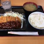 魚ばぁさんの食堂 おくどさん - 料理写真:なんか、寂しい食事