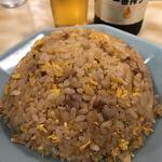 109634120 - 炒飯     お米一粒一粒がしっかりと