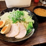ばくだん屋 - 広島つけ麺醤油だれ
