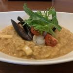 レストランミハス - 料理写真:シーフードリゾット