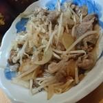 居酒屋 いと - 料理写真:松尾のジンギスカン