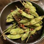 中国食房 凛 - しびれ枝豆