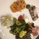 イタリアンレストラン レガーロ テッラ - 料理写真: