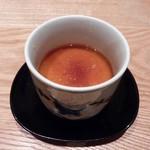 10964011 - 2011年12月 蟹茶碗蒸し(上からの写真)