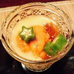 109641846 - ゴールドラッシュの冷製スープ
