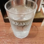 109644045 - 水のグラスもikkaku