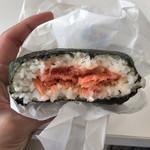 めんたいパーク - ●ミックス(明太子&紅鮭)¥380税込数量限定