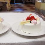 クイーン・オブ・ハートのバンケットホール - アンバースデーケーキ