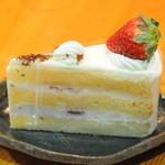 10965200 - ショートケーキオールドファッション