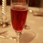 ラファエル - グラスワイン ロゼ