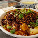 109650348 - 麻婆豆腐ランチ