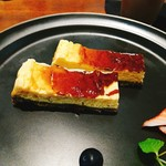 109651293 - ベイクドチーズケーキ500円