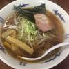 けんちゃんラーメン - 料理写真:醤油ラーメン(650円)