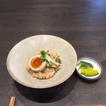 109655152 - 京都丹後産のコシヒカリを宇治のほうじ茶で炊いた御飯