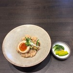 109655155 - 京都丹後産のコシヒカリを宇治のほうじ茶で炊いた御飯