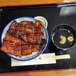 109657022 - 鰻丼特 大盛