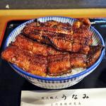 109657023 - 鰻丼特 大盛