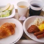ホテルセレクトイン青森 - 宿の朝食540円