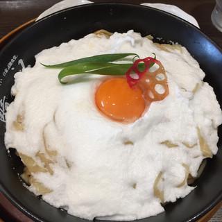 鯖の江 - 料理写真:まぜそば(大盛)