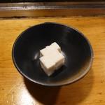 109667715 - (2019年5月)真ふぐの白子豆腐