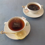 スパルタ - 2011/10/29 コーヒー&紅茶