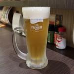 おかげさま - 生ビール