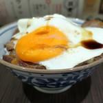 おかげさま - 焼豚玉子飯(中)