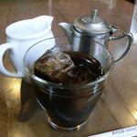 喫茶&レストバー トヤマ - ランチドリンク