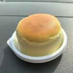 たまご色のケーキ屋さん - チーズスフレ