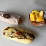 ブーランジェリー キシモト - 料理写真:ある日のお買い物♪