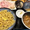 AJI10 - 料理写真:雑な写真ですが^_^ チャーシューつけ麺 薬味は【玉ねぎ、メンマ、白ネギ】