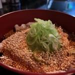 麺s慶 - 地鶏奴