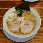 らーめん源次郎 - 料理写真:らーめん 690円