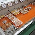 後藤精肉店 - お総菜の数々♪