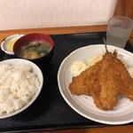 たかお食堂 - 料理写真: