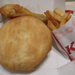 ケンタッキーフライドチキン - チキンクリームポットパイのセット