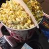 TOHOシネマズ - 料理写真:ポップコーンL『塩とキャラメルソースのハーフアンドハーフ』単品480円