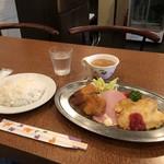 洋食グリーン - 日替わりランチ
