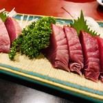 大寿司 - 料理写真:かつお刺身