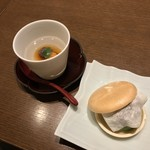 三田ばさら - 三田ばさら(東京都港区芝)トマト すきやき・甘味