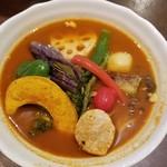 五○堂 - スープカリーやさい