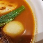 五○堂 - 淡麗スープ