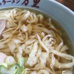 109699008 - 青竹打ちの柔めな麺